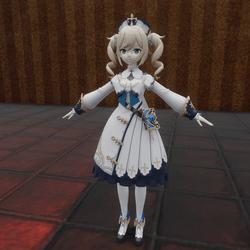 Barabara Doll V 1.0