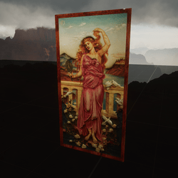 Evelyn de Morgan Helen of Troy