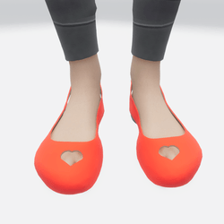 Dollys Flats Red (TM)