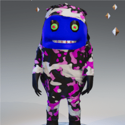 JellyBean - OneZee PinkCamo