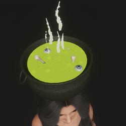 Spooky Couldren Hat