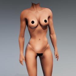 Kismet Body 1B (UPDATED) by Apocalypse Bunnies