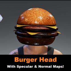 Burger Head
