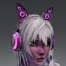 Anubis headphones HOLO-00