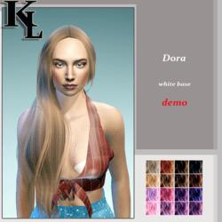 Dora demo-white base