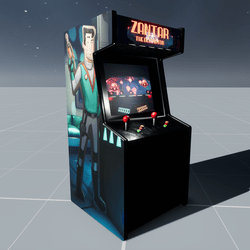 Space Squad Arcade Game