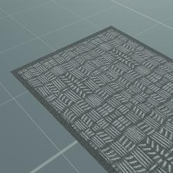 Carpet CROSSHATCH | Set