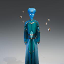 Arcturian Alien