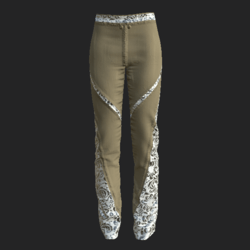 Fran pants beige
