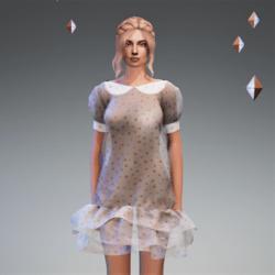 Dotty Doll Long