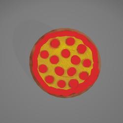 pizza repaint