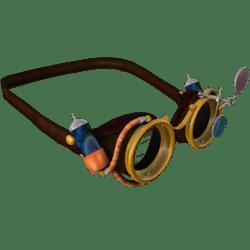 Goggles Steampunk-Male