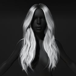 Hair - Andrea - Long Wavy Hairstyle - Women's