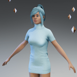 SweaterKnittedMiniDress3