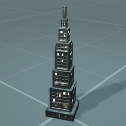 Skyscraper   Decor   Emissive