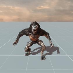 Growling_Warewolf