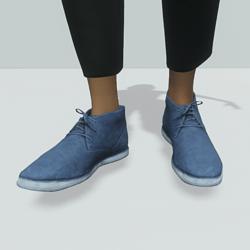 TKA Blue safari boots ( women )