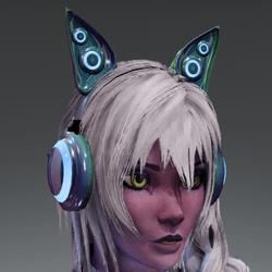 Anubis headphones HOLO-02