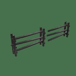 Ranch Fence Set