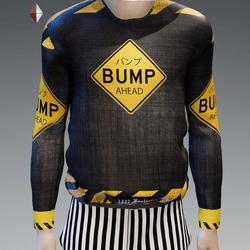 Bump Ahead Sweatshirt