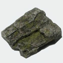 Skye Gnarly Rocks 4  (1 of a set of 10)