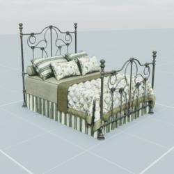 Antique Bed 5.1