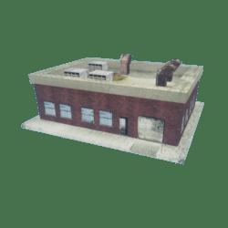 Warehouse - Deco Building - not walkable