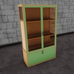 Closet С St1 (interactive)