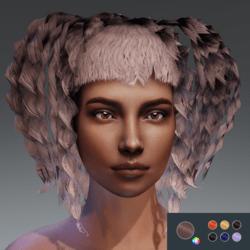 Hair Niki