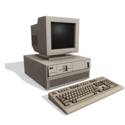 90's Vintage PC