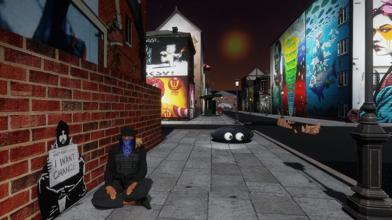 The Urban Art Experience