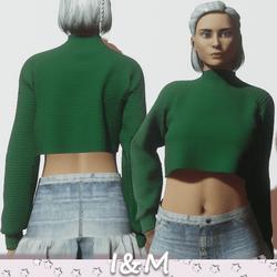pullover green