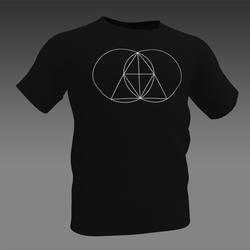 GLITCH MOB - Symbol Shirt Male