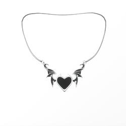 Dark soul jewelry set - necklace
