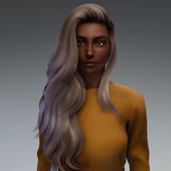 Head Torso Skin Experiment - Dark