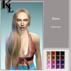 Dora-white base