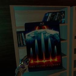fifth element bluray case