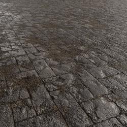 Pavement Floor Stone 3