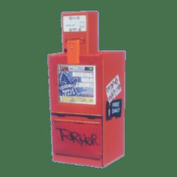 Newspaper Stand - Deco