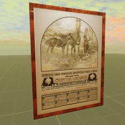 Desatero chovu koni Alphonse Mucha