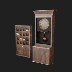 Grandfather Clock Output