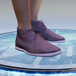 TKA Safari suede boots ( man )