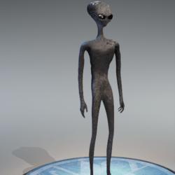 Alien Grey DNA