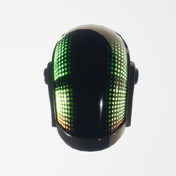 Daft-Punk Helmet Guy-Manuel (black)