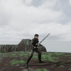 Sword Swing Attack