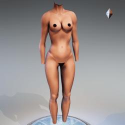 Kismet Body 3B by Apocalypse Bunnies