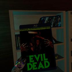 evil dead bluray case