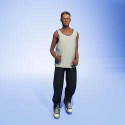 Ska Jog Dance (M)