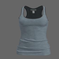 Grey TShirt Ladies