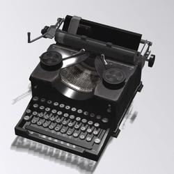 Typewriter Faust